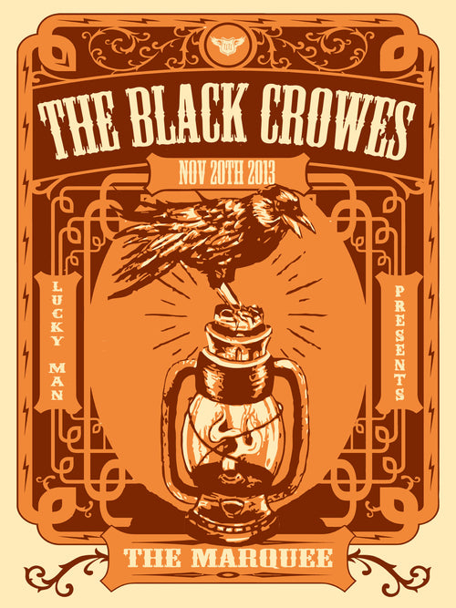 The Black Crowes - The Marquee