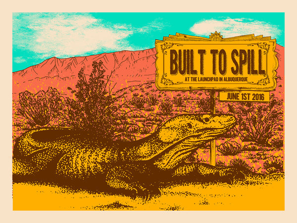 Built To Spill - Launchpad
