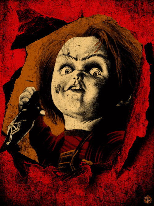 Halloween Horror Series - Chucky
