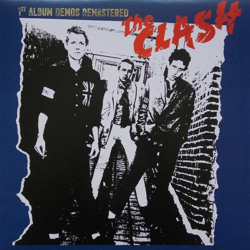 THE CLASH - REMASTERED DEMOS OF SELF TITLED ALBUM