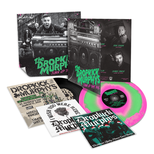 DROPKICK MURPHYS - TURN UP THE DIAL (Deluxe Edition)
