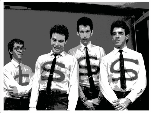 OUT OF CONTROL - DEAD KENNEDYS