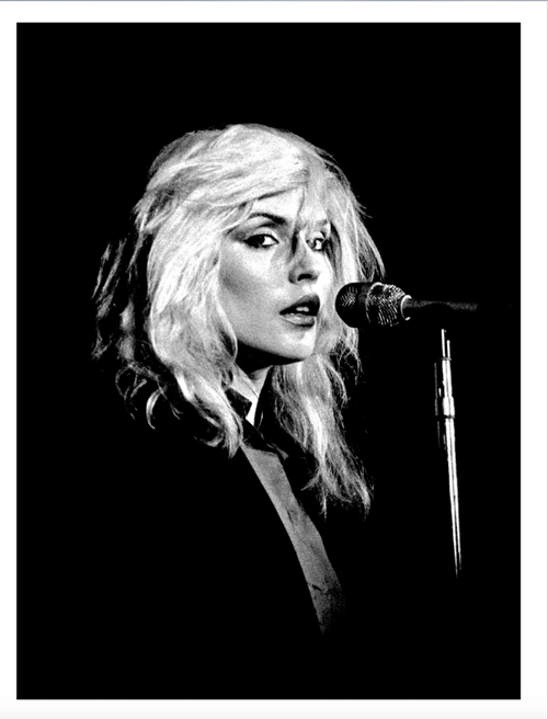 OUT OF CONTROL - DEBBIE HARRY