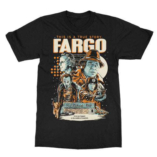 FARGO - 25TH ANNIVERSARY SHIRT