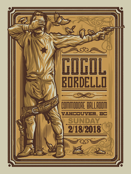 Gogol Bordello - Ventura Theater