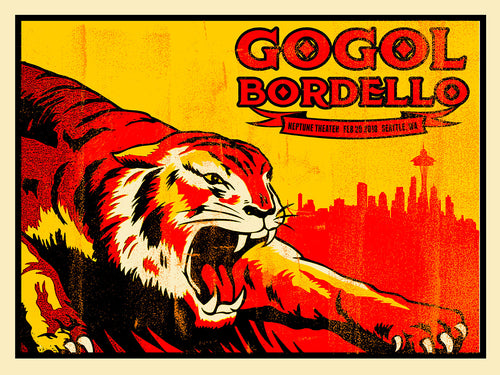 Gogol Bordello - Neptune Theater