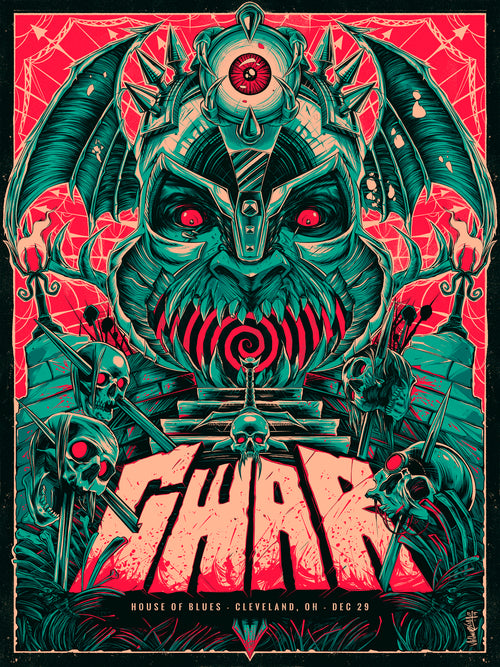 GWAR - House of Blues Cleveland