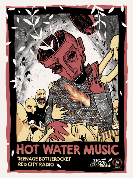 Hot Water Music - Denver