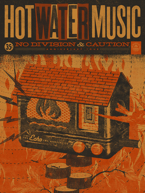 Hot Water Music - Echoplex
