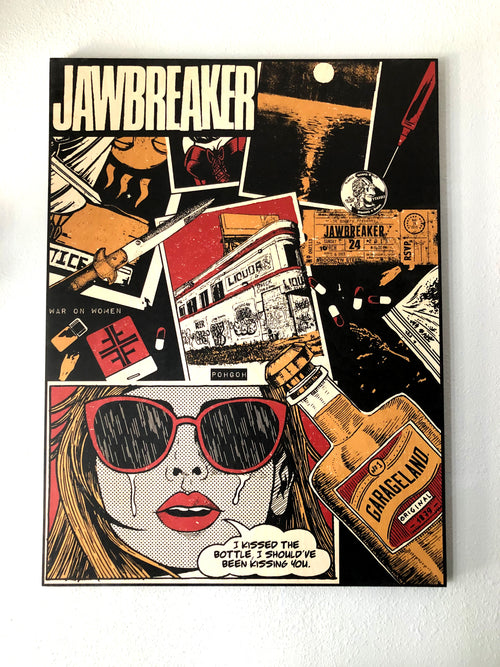 Jawbreaker - Kiss The Bottle