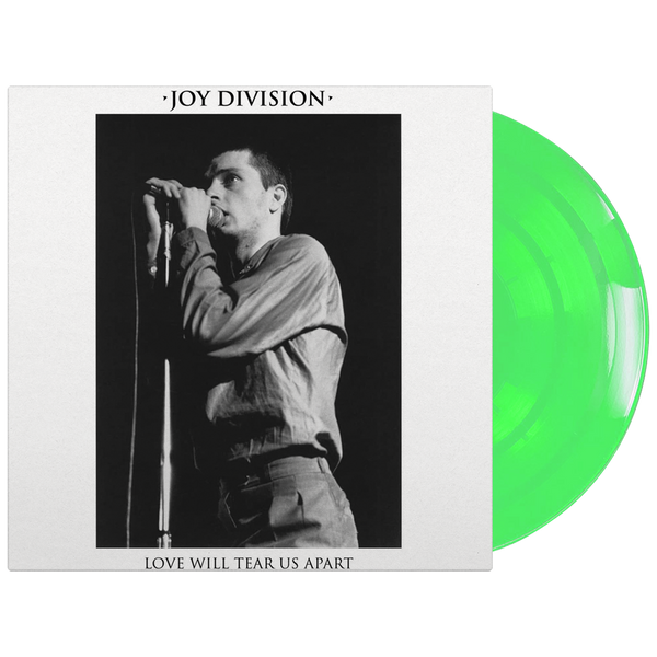JOY DIVISION - LOVE WILL TEAR US APART (GLOW IN THE DARK VINYL)