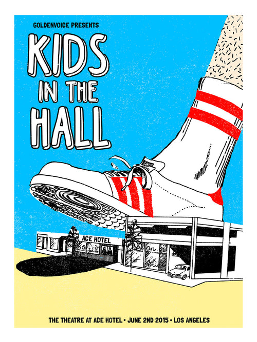 Kids in the Hall - Ace Theatre