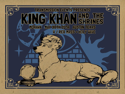 King Khan and The Shrines - Mohawk