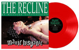MANIC HISPANIC - THE RECLINE OF MEXICAN CIVILIZATION (RED VINYL)