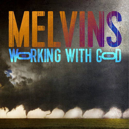 MELVINS - WORKING WITH GOD (SILVER VINYL)
