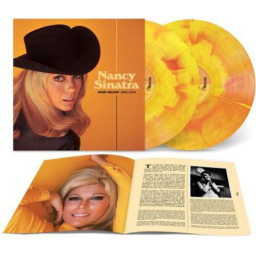 Nancy Sinatra - START WALKIN' 1965-1976 (2LP/VELVET MORNING SUNRISE YELLOW VINYL)