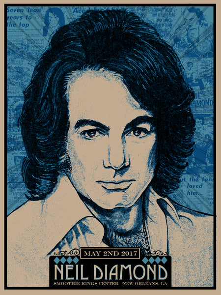 NEIL DIAMOND - NEW ORLEANS