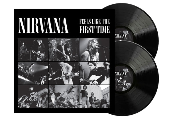 Nirvana - Feels Like The First Time (2xLP)