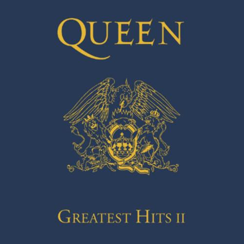 QUEEN -  GREATEST HITS 2 (180G/DL CARD)