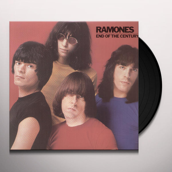 RAMONES - END OF THE CENTURY (REMASTERED)