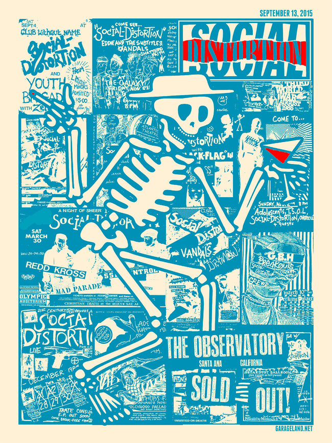 Social Distortion - Observatory