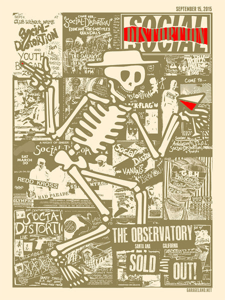 Social Distortion - Tempe