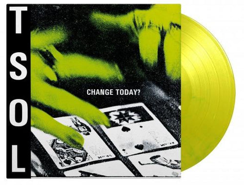 TSOL - Change Today [Limited 180-Gram Lime Green Colored Vinyl]