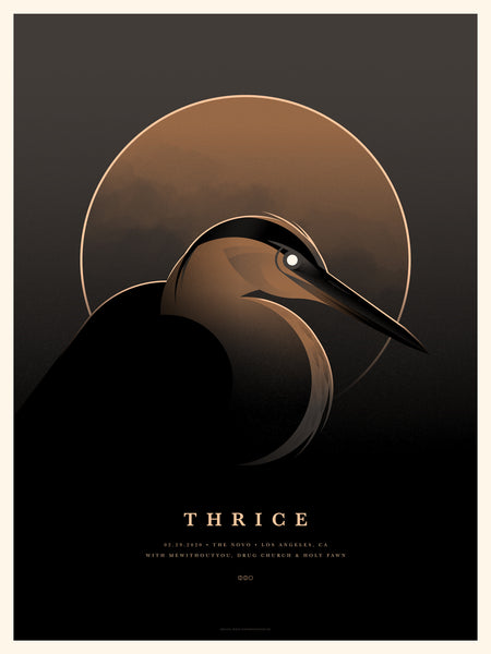 Thrice - Los Angeles