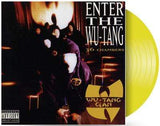 Wu Tang Clan - ENTER THE WU-TANG (36 CHAMBERS)(Yellow Vinyl)