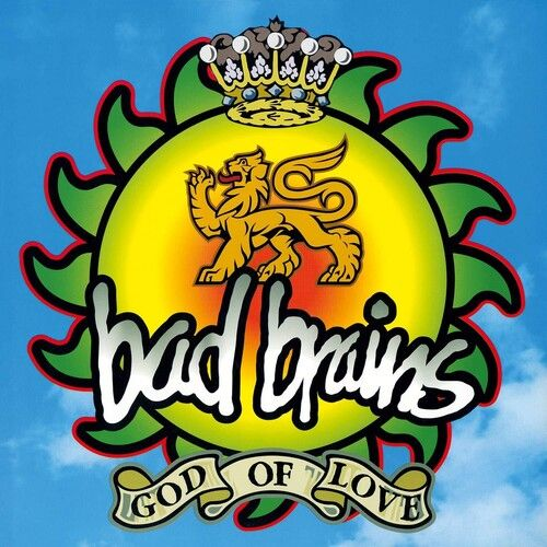 Bad Brains - God Of Love [Transparent Green & Solid Yellow Mixed Vinyl] [Import] (Colored Vinyl, Green, Yellow, Holland - Import)