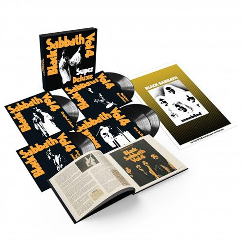 Black Sabbath -  VOL. 4 (SUPER DELUXE EDITION) (5LP)