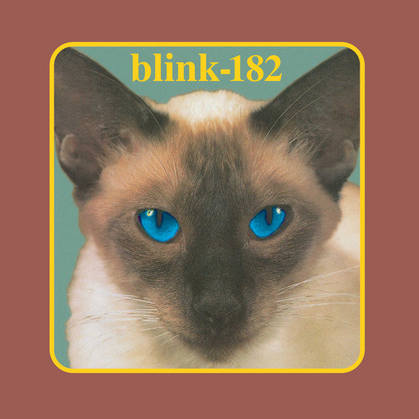 BLINK 182 - CHESHIRE CAT (180 GRAM VINYL)
