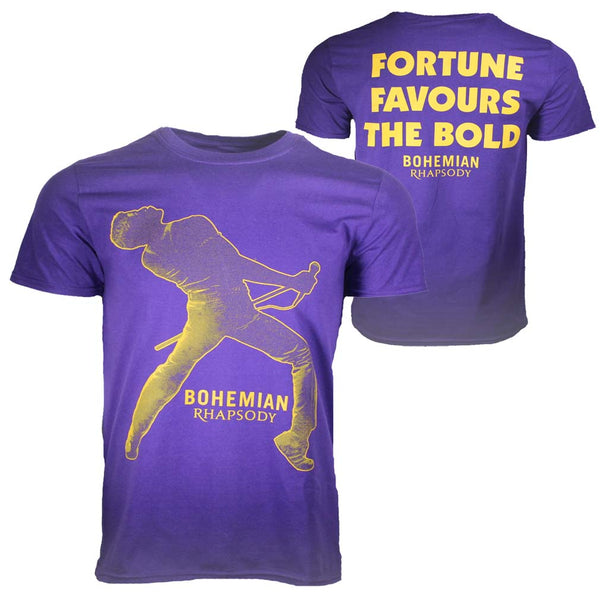 Queen Bohemian Rhapsody Fortune T-Shirt