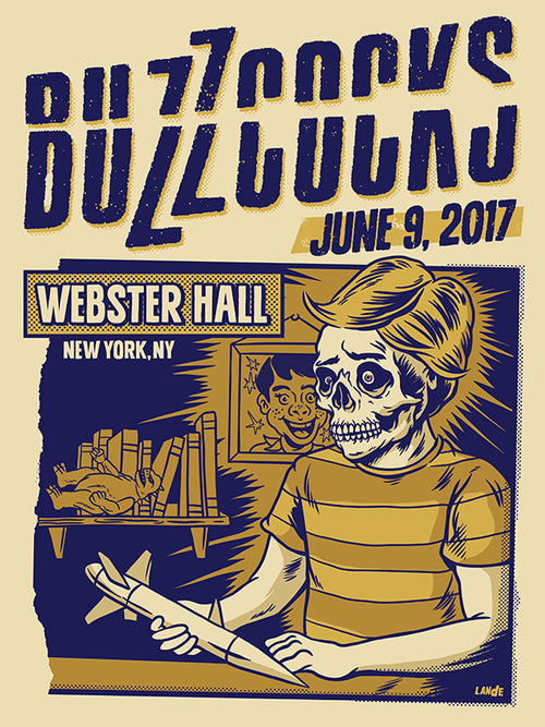 Buzzcocks - Webster Hall