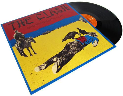 The Clash - GIVE 'EM ENOUGH ROPE (180 Gram Vinyl)