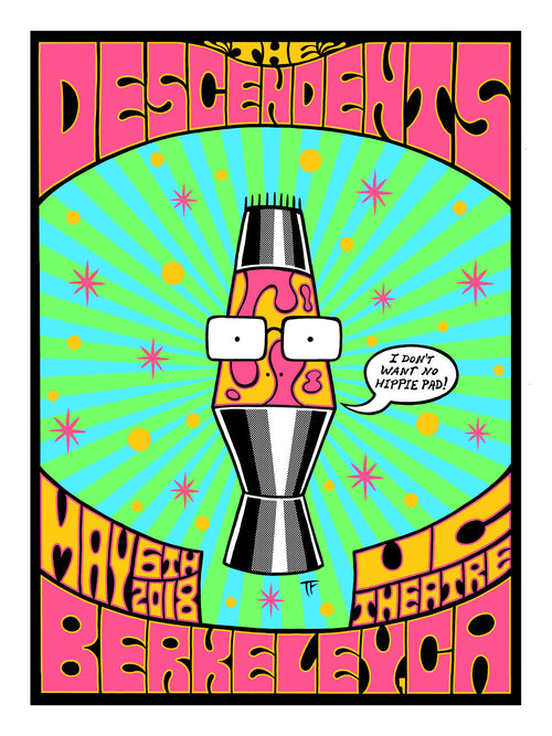Descendents - Berkeley