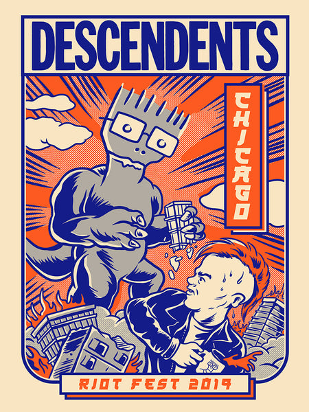 Descendents - Minneapolis