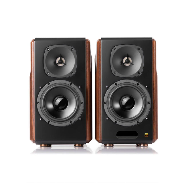 Edifier - S2000 MKIII Powered Bookshelf Speaker w/Bluetooth