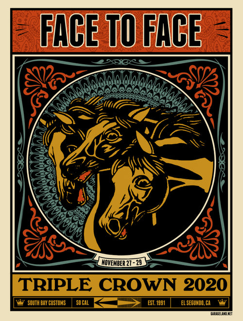 Face to Face - Triple Crown