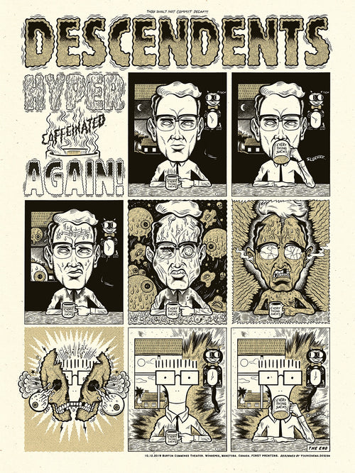 Descendents - Winnipeg