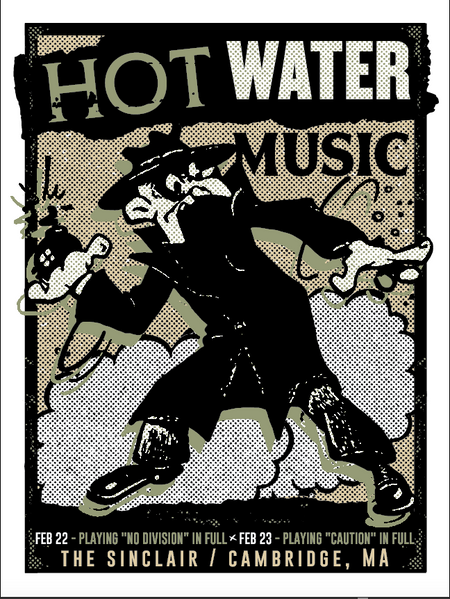 Hot Water Music - Seattle