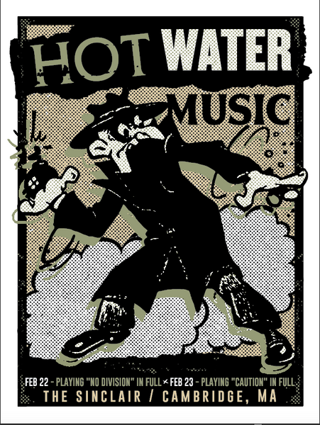 Hot Water Music - Boston