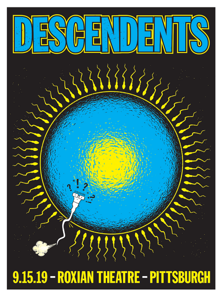 Descendents - Pittsburgh