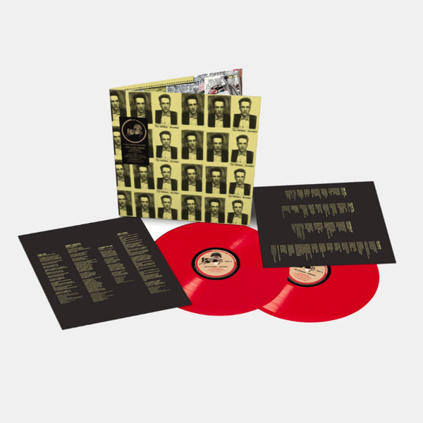 JOE STRUMMER - ASSEMBLY (RED VINYL)