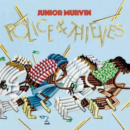 Junior Murvin - Police + Thieves (Gold Vinyl)