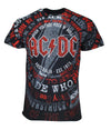 AC/DC Songs T-Shirt