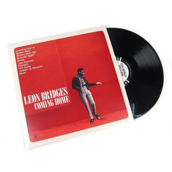 LEON BRIDGES - COMING HOME (180 GRAM VINYL)