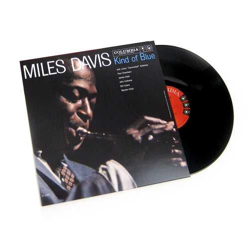 MILES DAVIS - KIND OF BLUE (180 GRAM VINYL)