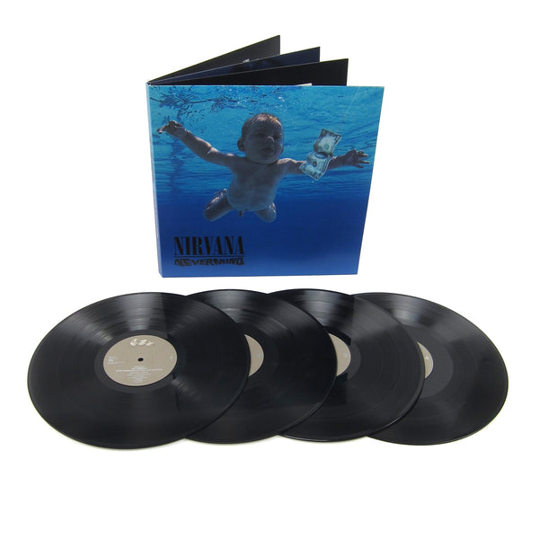 NIRVANA Nevermind (20th Anniversary Remastered 180g) 4LP