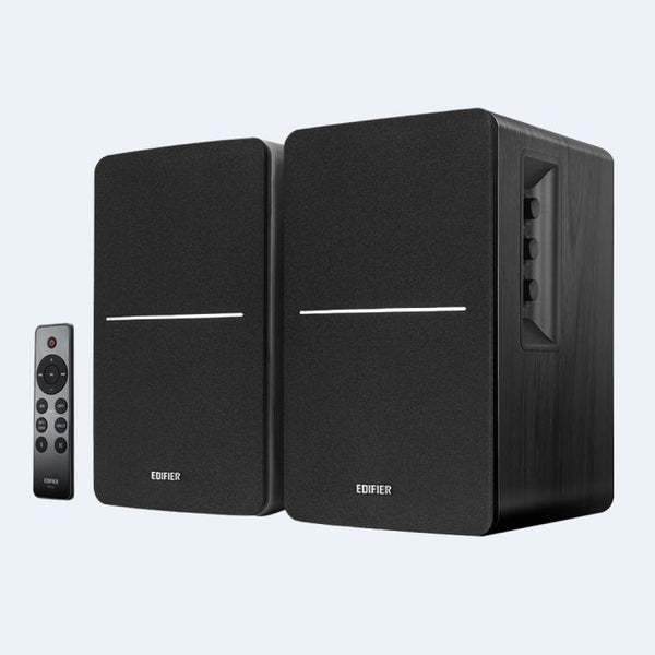 Edifier R1280DBs Powered Bluetooth Bookshelf Speakers - Black